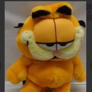 Other - Vintage Garfield 1980 stuffed animal